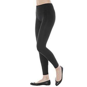 SPANX Seamless Charcoal High Waisted Leggings M